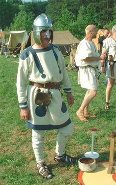 Late Roman tunic
