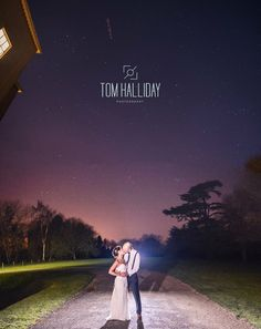 Purple starry sky - Country wedding photography - tom halliday photography - uk wedding photography - landscape photography - night time photography – sky photography – bridesmaid photography – groomsmen photography – fairy lights – cigars – campervan – night time photography – star photography
