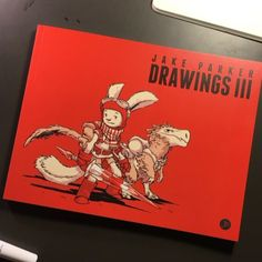 The DRAWINGS III books just arrived! They look AMAZING. I'll start shipping them out next week for those that already ordered. - If you want a print or digital copy check the link in my profile⬆️ #drawings #artbook #mech #scifiart #sketches #comicart