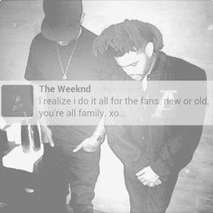 The Weeknd Family
