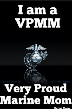 Marine Mom - love this!