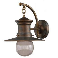 玄関照明 玄関 照明 LED 門柱灯 門灯 外灯 屋外 42006HBLD ブラケット 照明器具 おしゃれ E17 LED電球