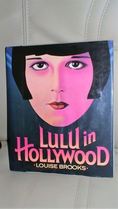 Vintage LULU in Hollywood Book with Newspaper by OldWorldFindings