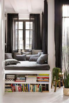 300 m2 de perfección en el Eixample barcelonés · A 300 sq. m. perfect home in Barcelona - Vintage