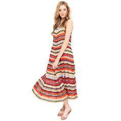NEONICE Straps Chiffon Dress Multi NH08E Date Night Dresses, Summer Dresses, Chiffon Dress, Casual Dresses For Women, Beautiful Dresses, Night Out, My Style, Lady, Fashion