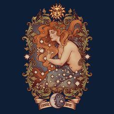 Cosmic Lover - Color version