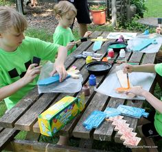 Minecraft Birthday Party: Printables, Crafts and Games! | Frugal Family Times