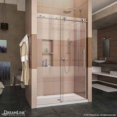 Shower Enclosures and Doors 121850: Dreamline Shdr-61487610-08 Enigma-X 76 High X 48 Wide Sliding Shower Door -> BUY IT NOW ONLY: $661.36 on eBay!