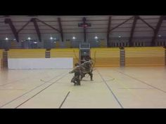 Koshiya Kumiyumi, Battlefield archery - YouTube