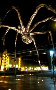 Araña bilbaina