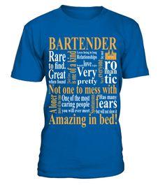 Bartender Amazing In Bed Tshirt  Bartender shirt, Bartender mug, Bartender gifts, Bartender quotes funny #Bartender #hoodie #ideas #image #photo #shirt #tshirt #sweatshirt #tee #gift #perfectgift #birthday #Christmas