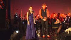 Amira Willighagen en Tim Akkerman - Barcelona - Concert for Charity Rona...