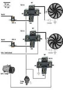 Griffin Thermal Products Radiator Dual Fan Wiring Diagram