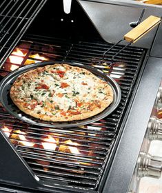 Nonstick Pizza Grill Pan  NOW Only $6.95 each