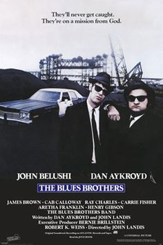 Empire 203717 Blues Brothers - One Sheet Poster - John Belushi - Dan Aykroyd, Musik Poster ca. 91,5 x 61 cm: Amazon.de: Küche & Haushalt