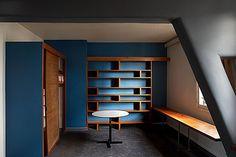 Charlotte Perriand - Bookcase and console Unique piece, 1966