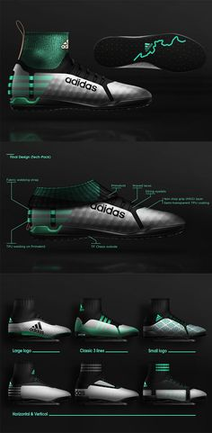 eb44e5cf932 The  Adidas Turf Soccer cleats concepts  has a clear target audience