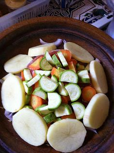Moroccan Tagine recipe from an American expat in Morocco