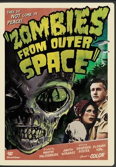 Zombies from Outer Space Finally Hits DVD