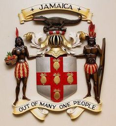 Let the History lesson begin: The original inhabitants of Jamaica were actually Arawak Indians and not the people you see today.