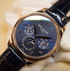 awesome Patek Philippe 5327, Perpetual Calendar, Baselworld 2016...