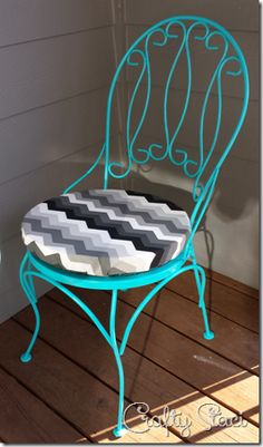 sewing patterns for patio chair cushions heavy duty computer 47 best seat images tutorials easy round cushion covers
