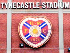 Tynecastle Stadium -- Home stadium for Hearts FC.