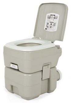 Portable Toilet Seat Travel Camping Hiking Survival Emergency Indoor Potty USA