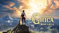 The Legend of Chica - Mark of the Wild | markiplier | amazing photoshop by mayrey, @TheTransHeel on Twitter