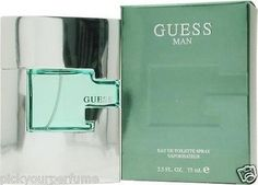 cool GUESS MAN Guess Cologne 2.5 oz New in Box Check more at http://shipperscentral.com/wp/product/guess-man-guess-cologne-2-5-oz-new-in-box/