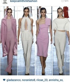 Pastels cooling awesomeness into the new season
