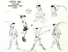 Early Peter Pan ★ || CHARACTER DESIGN REFERENCES (www.facebook.com/CharacterDesignReferences & pinterest.com/characterdesigh) • Love Character Design? Join the Character Design Challenge (link→ www.facebook.com/groups/CharacterDesignChallenge) Share your unique vision of a theme every month, promote your art and make new friends in a community of over 20.000 artists! || ★