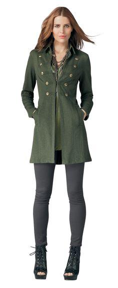 CAbi Fall -  LOVE the cavilleri jacket!