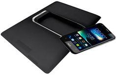 Fué presentado oficialmente el ASUS Padfone 2, la segunda versión del teléfono de la marca taiwanesa que se convierte en tablet.