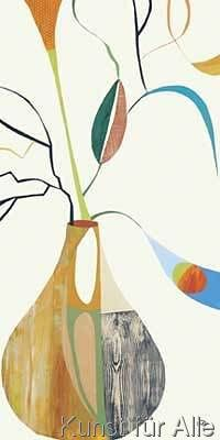 Mary Calkins - Flora Botanica II