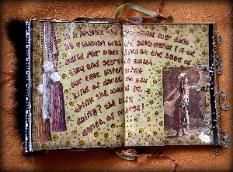 Altered Book / Art Journal Gallery by Ingrid Dijkers