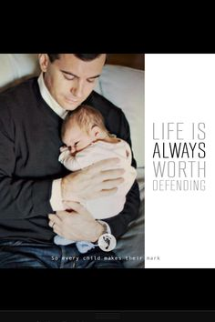 Life is always worth defending. End abortion.