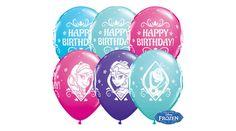 Jégvarázs - Frozen szülinapi lufi, Nicol Party Kellék Bolt Frozen, Birthday, Happy, Birthdays, Ser Feliz, Frozen Movie, Birth Day, Being Happy