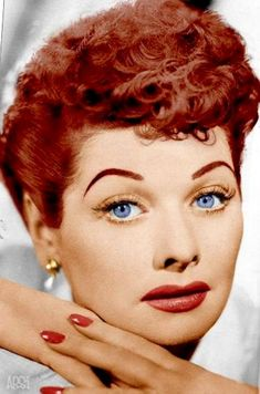Lucille Désirée Ball (August 6, 1911 – April 26, 1989) was an American comedienne, model, film and television actress and studio executive. She was star of the sitcoms I Love Lucy, The Lucy–Desi Comedy Hour, The Lucy Show, Here's Lucy and Life with Lucy, and was one of the most popular and influential stars in the United States during her lifetime.