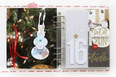 December Daily® 2016   Day 16