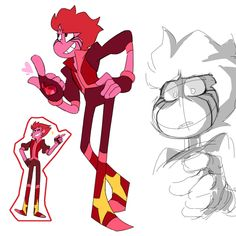 Was playing around with Sparx/Spinel's design since the SU movie finally gave us a canon Spinel to work with. And tbh…I don't hate it. Steven Universe Diamond, Steven Universe Oc, Steven Universe Genderbend, Steven Universe Drawing, Universe Art, The Simpsons, Valentines Movies, Fanarts Anime, Character Design Inspiration