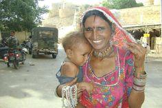 Inde du Nord - Birgit Erlam