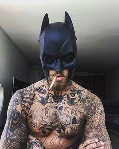 Batman's day off   x