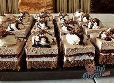 Oříškový zázrak s čokoládou Krispie Treats, Rice Krispies, 20 Min, Tiramisu, Cheesecake, Cooking, Ethnic Recipes, Desserts, Gardening
