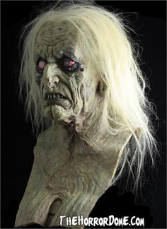 THE SWAMP HAG Collector Halloween Mask