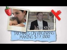 """Addicted"" from Crossroads GPS opposes former Virginia Gov. Tim Kaine, a Democrat, for U.S. Senate. 9/26/12"