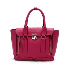 Model  242  Condition   New  Brand : Handmade Color : Black, Ivory, Wine, Hot Pink, Emerald Style : Shoulder & Totes Bag Material: Synthetic Leather Size (cm) : 44 x 26 x 11 Size (inch) : 17.32 x 10.23 x 4.33  I am a korean top rated seller in global. Please visit to my online shop. If you visit to my shop, I am really happy :) ~~~Thank you