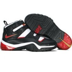 Nike Zoom Sharkley black varsity red white metallic gold 318397-061