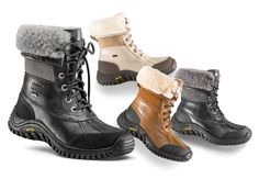 Uggs Adirondack Tall - great for snow and rain, yet stylish too! | Shoes I love | Pinterest | UGG australia, Uggs and Stylish