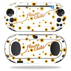 MightySkins Protective Vinyl Skin Decal for Sony PS Vita WiFi 2nd Gen wrap cover sticker skins Flower Child -- Want to know more, click on the image.Note:It is affiliate link to Amazon.